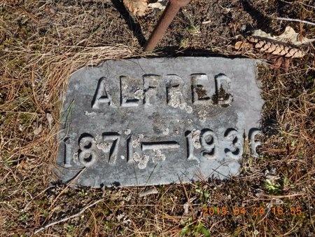 THOMAS, ALFRED - Marquette County, Michigan   ALFRED THOMAS - Michigan Gravestone Photos