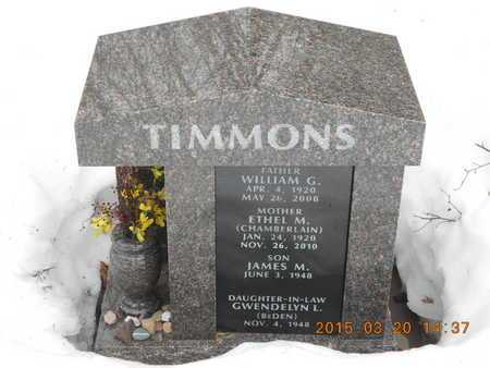 TIMMONS, FAMILY - Marquette County, Michigan | FAMILY TIMMONS - Michigan Gravestone Photos