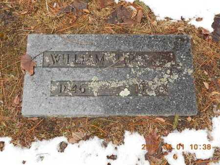 TIPPING, WILLIAM - Marquette County, Michigan   WILLIAM TIPPING - Michigan Gravestone Photos