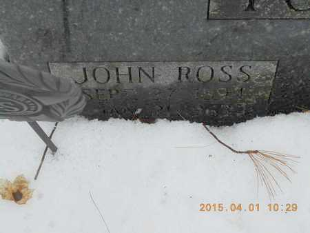 TODD, JOHN ROSS - Marquette County, Michigan | JOHN ROSS TODD - Michigan Gravestone Photos