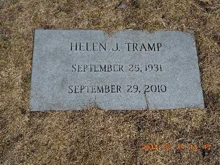 TRAMP, HELEN J. - Marquette County, Michigan | HELEN J. TRAMP - Michigan Gravestone Photos