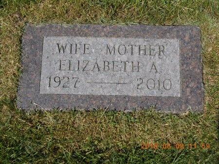 TREWHELLA, ELIZABETH ANN - Marquette County, Michigan   ELIZABETH ANN TREWHELLA - Michigan Gravestone Photos