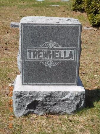 TREWHELLA, FAMILY - Marquette County, Michigan | FAMILY TREWHELLA - Michigan Gravestone Photos