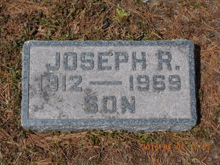 TREWHELLA, JOSEPH R. - Marquette County, Michigan | JOSEPH R. TREWHELLA - Michigan Gravestone Photos