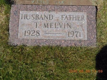 TREWHELLA, THOMAS MELVIN - Marquette County, Michigan | THOMAS MELVIN TREWHELLA - Michigan Gravestone Photos