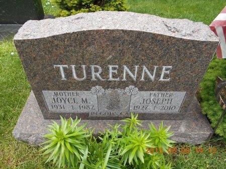 TURENNE, JOSEPH - Marquette County, Michigan   JOSEPH TURENNE - Michigan Gravestone Photos