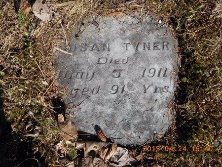 TYNER, SUSAN - Marquette County, Michigan | SUSAN TYNER - Michigan Gravestone Photos