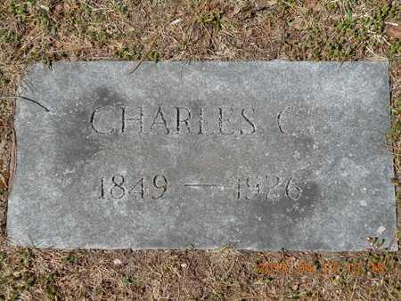 VAN IDERSTINE, CHARLES C. - Marquette County, Michigan   CHARLES C. VAN IDERSTINE - Michigan Gravestone Photos