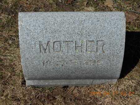 VAN IDERSTINE, SOPHIA - Marquette County, Michigan | SOPHIA VAN IDERSTINE - Michigan Gravestone Photos