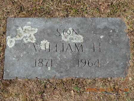 VAN IDERSTINE, WILLIAM H. - Marquette County, Michigan | WILLIAM H. VAN IDERSTINE - Michigan Gravestone Photos