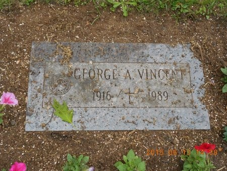 VINCENT, GEORGE A. - Marquette County, Michigan | GEORGE A. VINCENT - Michigan Gravestone Photos