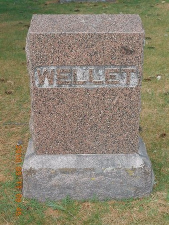 WELLET, FAMILY - Marquette County, Michigan | FAMILY WELLET - Michigan Gravestone Photos
