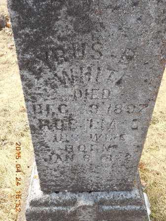 WHITE, ROSALIA - Marquette County, Michigan   ROSALIA WHITE - Michigan Gravestone Photos