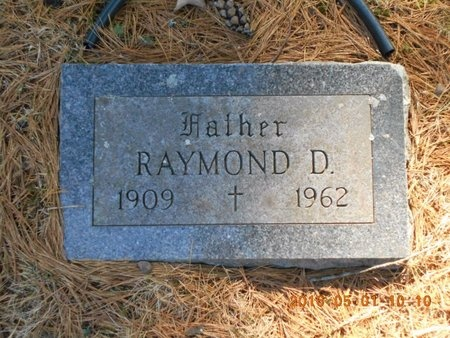 WHITE, RAYMOND D. - Marquette County, Michigan | RAYMOND D. WHITE - Michigan Gravestone Photos
