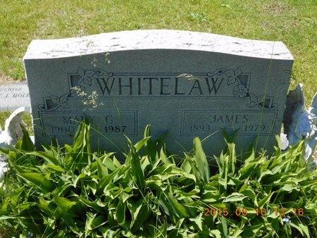 WHITELAW, JAMES - Marquette County, Michigan   JAMES WHITELAW - Michigan Gravestone Photos