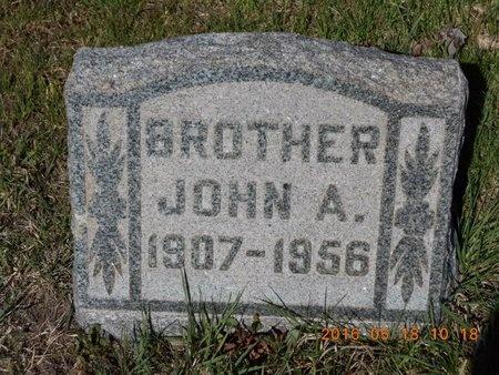 WIIG, JOHN A. - Marquette County, Michigan | JOHN A. WIIG - Michigan Gravestone Photos