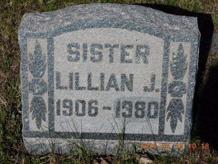 WIIG, LILLIAN J. - Marquette County, Michigan | LILLIAN J. WIIG - Michigan Gravestone Photos