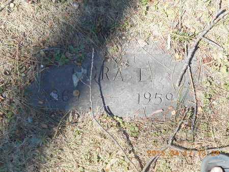 COX YOUNG, CORA ELLA - Marquette County, Michigan | CORA ELLA COX YOUNG - Michigan Gravestone Photos