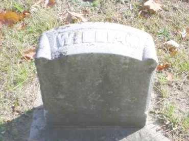 ANDERSON, WILLIAM - Mecosta County, Michigan | WILLIAM ANDERSON - Michigan Gravestone Photos