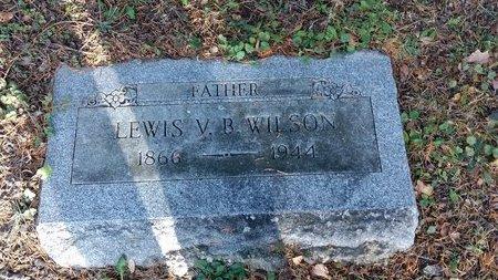 WILSON, LEWIS V B - Saginaw County, Michigan | LEWIS V B WILSON - Michigan Gravestone Photos