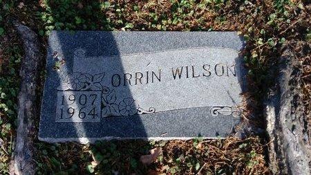 WILSON, ORRIN - Saginaw County, Michigan | ORRIN WILSON - Michigan Gravestone Photos