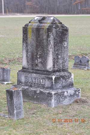 BAIRD, NANCY - St. Joseph County, Michigan | NANCY BAIRD - Michigan Gravestone Photos
