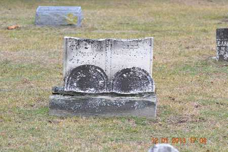 MARVIN, ANSON - St. Joseph County, Michigan | ANSON MARVIN - Michigan Gravestone Photos