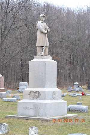 MEMORIAL, CIVIL WAR - St. Joseph County, Michigan | CIVIL WAR MEMORIAL - Michigan Gravestone Photos
