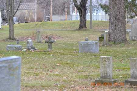 OVERVIEW, CEMETERY - St. Joseph County, Michigan | CEMETERY OVERVIEW - Michigan Gravestone Photos