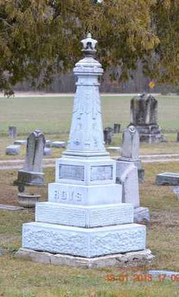 ROYS, MARY A. - St. Joseph County, Michigan | MARY A. ROYS - Michigan Gravestone Photos