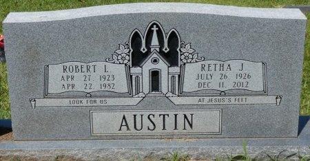 AUSTIN SR, ROBERT LEE - Alcorn County, Mississippi | ROBERT LEE AUSTIN SR - Mississippi Gravestone Photos
