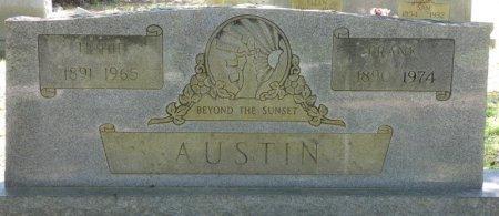 STUART AUSTIN, TISHIE - Alcorn County, Mississippi | TISHIE STUART AUSTIN - Mississippi Gravestone Photos