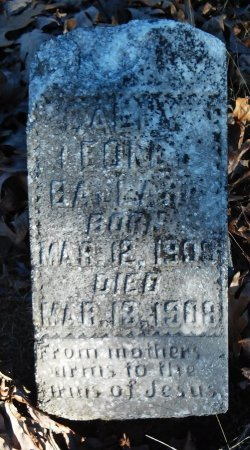 BALLARD, CALEY LEONEY - Alcorn County, Mississippi | CALEY LEONEY BALLARD - Mississippi Gravestone Photos