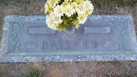 BALLARD, GARY WES - Alcorn County, Mississippi | GARY WES BALLARD - Mississippi Gravestone Photos