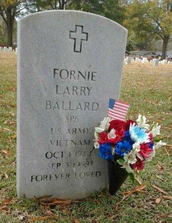BALLARD (VETERAN VIET), FORNIE LARRY (NEW) - Alcorn County, Mississippi | FORNIE LARRY (NEW) BALLARD (VETERAN VIET) - Mississippi Gravestone Photos