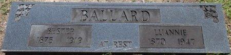 BALLARD, LUANNIE  - Alcorn County, Mississippi | LUANNIE  BALLARD - Mississippi Gravestone Photos