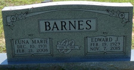 "INMAN BARNES, EUNA MARIE ""REE"" - Alcorn County, Mississippi | EUNA MARIE ""REE"" INMAN BARNES - Mississippi Gravestone Photos"