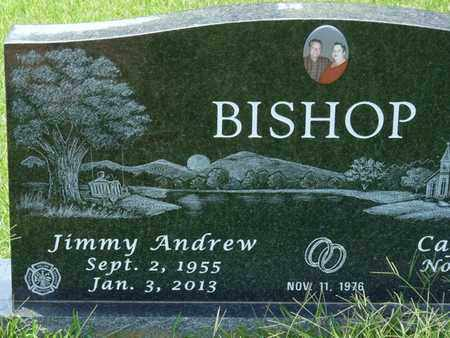 BISHOP, JIMMY ANDREW - Alcorn County, Mississippi | JIMMY ANDREW BISHOP - Mississippi Gravestone Photos