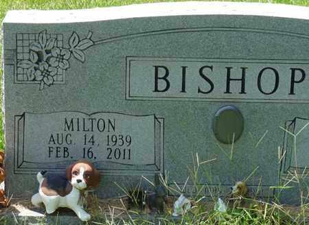 BISHOP, MILTON - Alcorn County, Mississippi   MILTON BISHOP - Mississippi Gravestone Photos