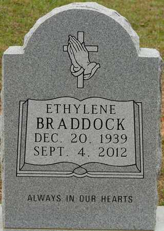 BRADDOCK, ETHYLENE - Alcorn County, Mississippi | ETHYLENE BRADDOCK - Mississippi Gravestone Photos