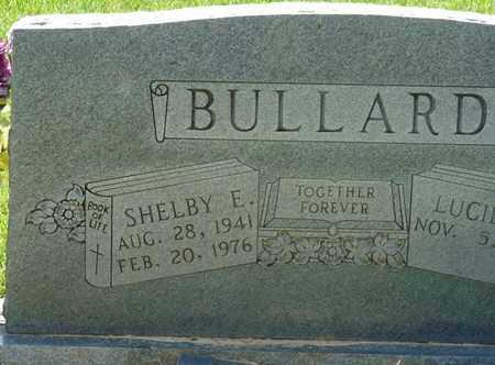 BULLARD, SHELBY E - Alcorn County, Mississippi | SHELBY E BULLARD - Mississippi Gravestone Photos