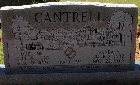 CANTRELL, WANDA - Alcorn County, Mississippi | WANDA CANTRELL - Mississippi Gravestone Photos