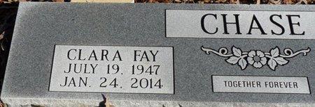 CHASE, CLARA FAY - Alcorn County, Mississippi | CLARA FAY CHASE - Mississippi Gravestone Photos