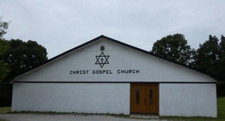 *CHRIST GOSPEL, CHURCH - Alcorn County, Mississippi | CHURCH *CHRIST GOSPEL - Mississippi Gravestone Photos