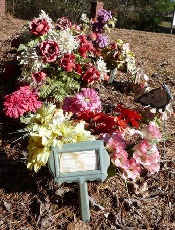 CLARK, CAROLYN E - Alcorn County, Mississippi | CAROLYN E CLARK - Mississippi Gravestone Photos