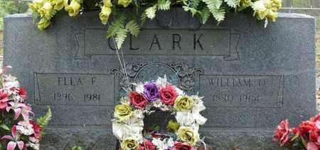 CLARK, WILLIAM O - Alcorn County, Mississippi | WILLIAM O CLARK - Mississippi Gravestone Photos
