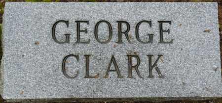 CLARK, GEORGE - Alcorn County, Mississippi | GEORGE CLARK - Mississippi Gravestone Photos