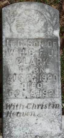 CLARK, H.C. - Alcorn County, Mississippi | H.C. CLARK - Mississippi Gravestone Photos