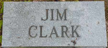CLARK, JIM - Alcorn County, Mississippi | JIM CLARK - Mississippi Gravestone Photos