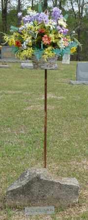 CLARK, J.C. - Alcorn County, Mississippi | J.C. CLARK - Mississippi Gravestone Photos